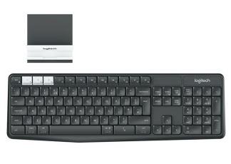 Combo Bàn Phím Bluetooth + Đế Để Điện Thoại Và Tablet Logitech K375s