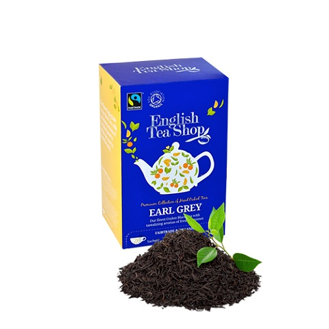 English Tea Shop Trà Organic Earl Grey