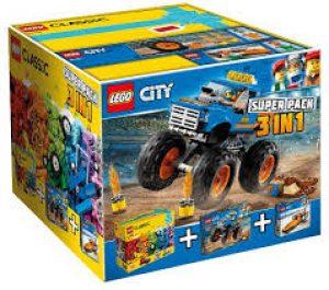 Lego Classic Lego City