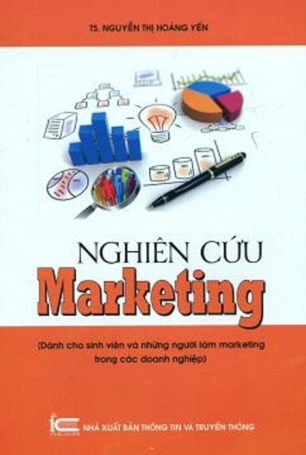 Sách marketing Nghiên Cứu Marketing