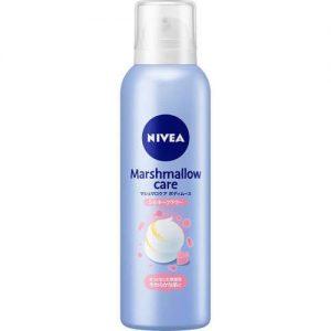 Nivea Sữa Dưỡng Thể Nivea Marshmallow Care Body Mousse