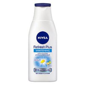 Nivea Sữa Dưỡng Thể Nivea Refresh Plus Whitening