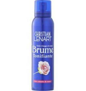 Xịt khoáng dưỡng ẩm cho da chiết xuất hoa hồng Damask Christian Lenart Brume Tonifiante 150ml (Dành cho da khô, da dầu mất nước