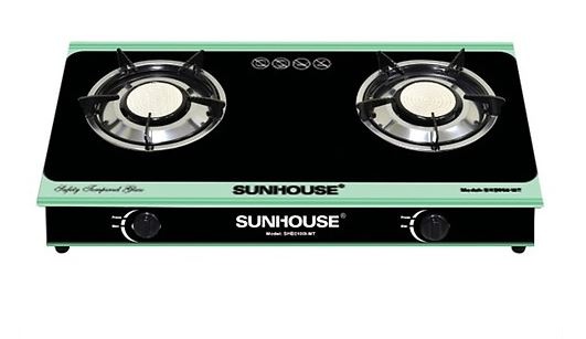 Bếp gas dương đôi Sunhouse SHB004MT