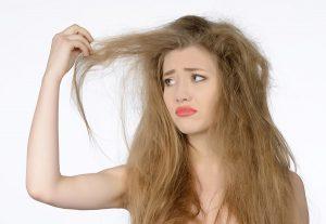 Cách khác phục tóc xơ rối gẫy rụng
