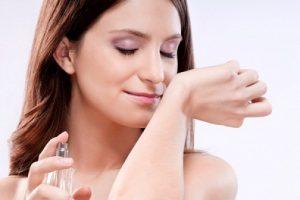 Giữ mùi hương nước hoa lâu hơn