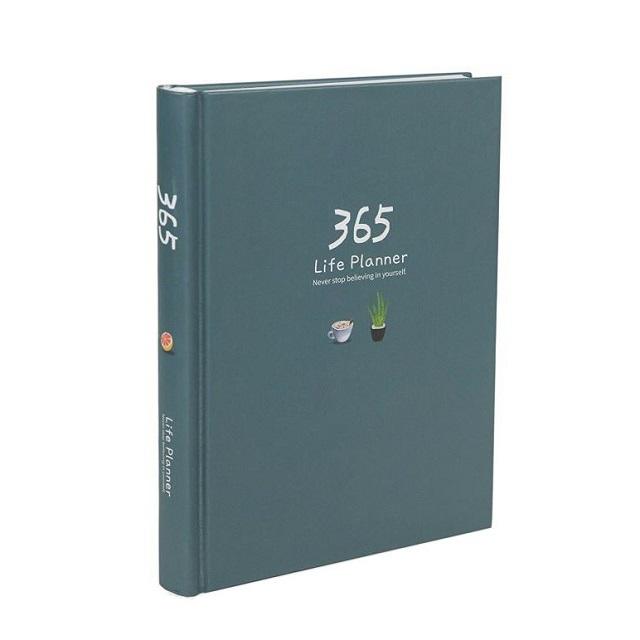 Itoya Sổ kế hoạch 365 Life Planner