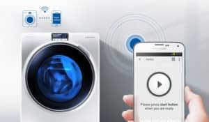 Kiểm tra các tính năng trên máy giặt