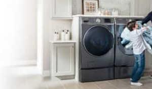 Lựa chọn kiểu máy giặt phù hợp