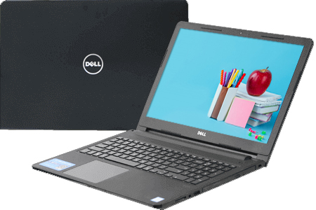 Chọn laptop Dell phụ thuộc vào ngân sách