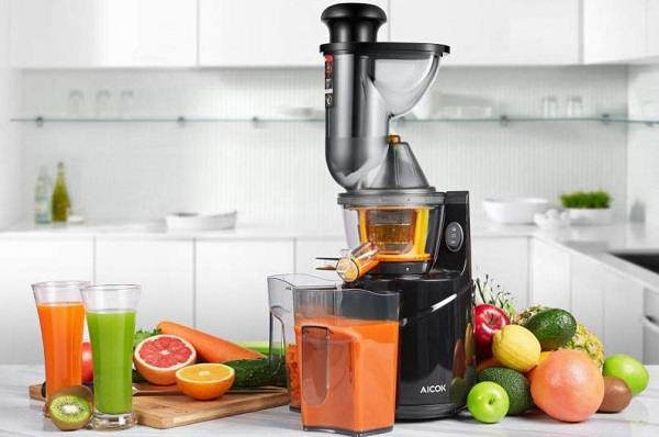 Những tính năng cơ bản của máy ép trái cây