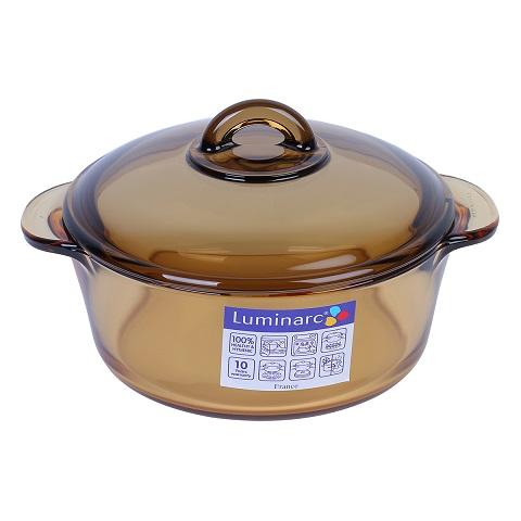 Nồi Thủy Tinh Luminarc Amberline C6313