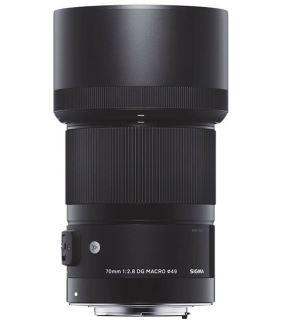 Ống kính Sigma 70 F2.8 DG Macro Art For Nikon