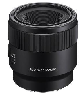 Ống Kính Sony FE 50mm F2.8 Macro
