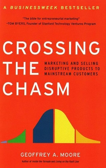 Sách marketing Crossing the Chasm