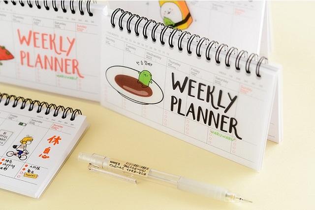 Sổ tay planner là gì?