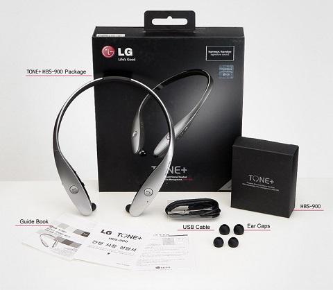 Tai nghe LG Tone Infinim (HBS-900)