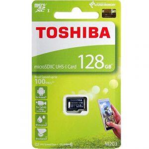 Thẻ nhớ Toshiba