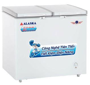 Tủ đông Alaska BCD-4567N 450 lít