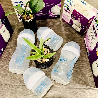 Bình sữa Philips Avent Natural