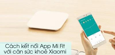 cân điện tử Xiaomi 5