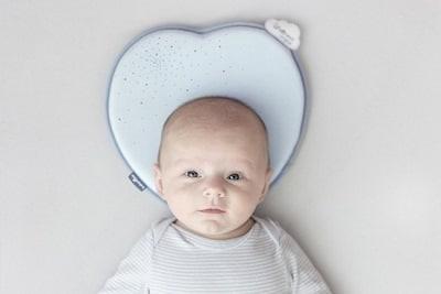 Gối chống móp đầu cho trẻ sơ sinh Airfeeling Chicco