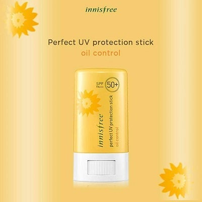 Kem chống nắng Innisfree suncare UV Protection Stick oil control