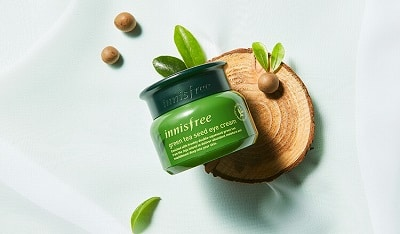 Kem dưỡng da mắt Innisfree The Green Tea Seed Eye Cream