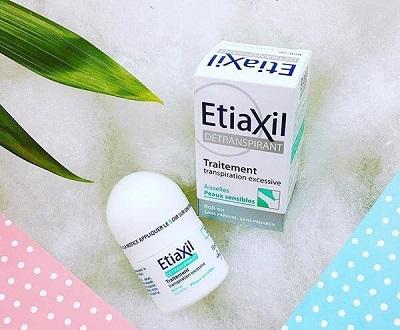 Lăn khử mùi dành cho nữ được ưa chuộng hiện nay EtiaXil