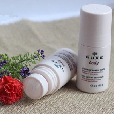 Lăn khử mùi dành cho nữ Nuxe Body Long Lasting Deodorant