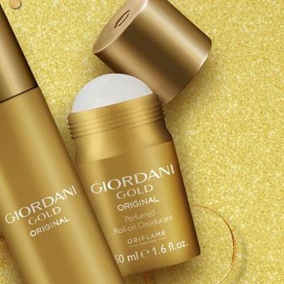Thanh khử mùi dành cho nữ Oriflame Giordani