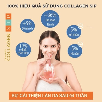 ống hút Collagen Sip