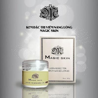KemThuốc trị viêm nang lông Magic Skin