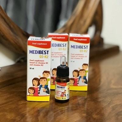 vitamin d3 cho trẻ sơ sinh 4
