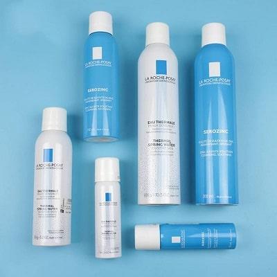 Xịt khoáng La Roche Posay Serozinc Zinc Sulfate Solution Cleansing Soothing