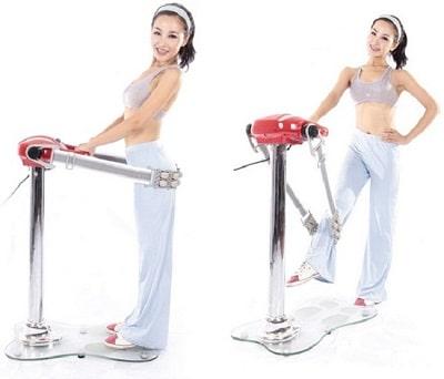 máy rung giảm mỡ bụng