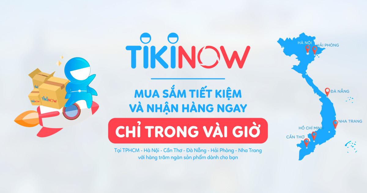 TikiNOW là gì? Cách mua hàng trên TikiNOW nhanh nhất?