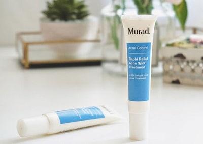 Kem trị mụn đầu đen Murad Rapid Relief Acne Spot Treatment