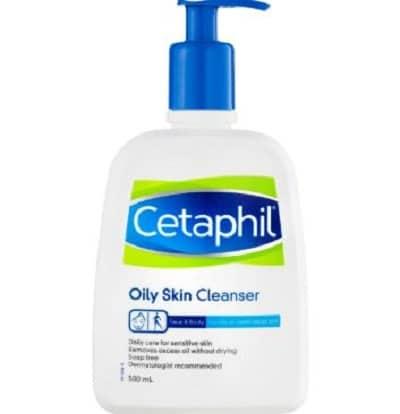 Sữa rửa mặt cetaphill 4