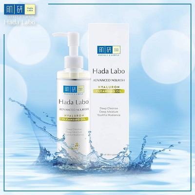 dầu tẩy trang Hada labo