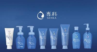 dầu tẩy trang Senka