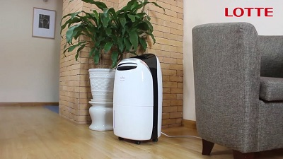 máy hút ẩm không khí