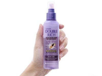 xịt dưỡng tóc Double Rich